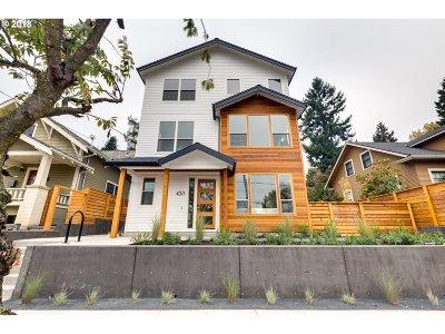 Clackamas County, Multnomah County, Washington County Single Family Home For Sale: 4315 N Borthwick