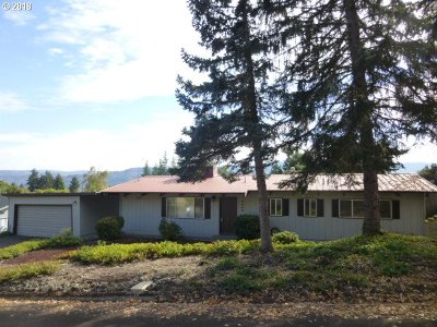 Roseburg Single Family Home For Sale: 2065 NW Delridge Ave