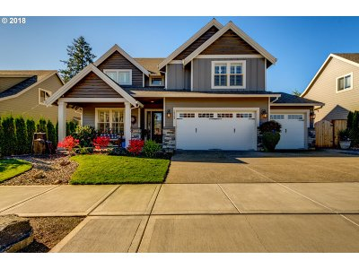 Oregon City Single Family Home For Sale: 19753 Cedarwood Way