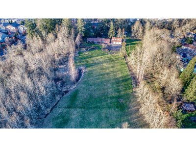 Aloha, Beaverton Residential Lots & Land For Sale: 14225 NW Pioneer Rd