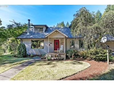 Gales Creek Single Family Home For Sale: 9835 NW Marshall Ln