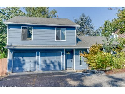 Beaverton Single Family Home For Sale: 6987 SW 182nd Ave