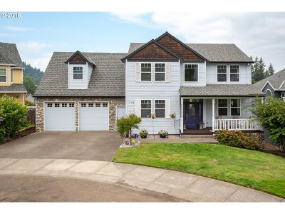 Clackamas Single Family Home For Sale: 11789 SE Broyles Ct