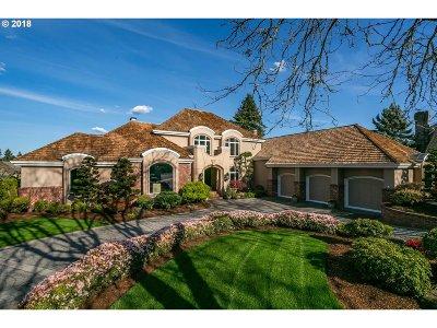 West Linn Single Family Home For Sale: 2020 Riverknoll Ct