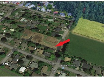 Oregon City Residential Lots & Land For Sale: 1455 N Oak St