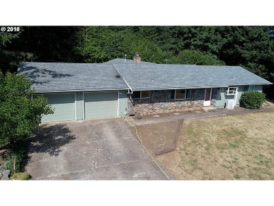 Beavercreek Single Family Home For Sale: 17564 S Lower Highland Rd