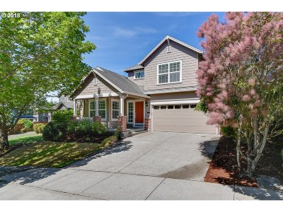 Portland Single Family Home For Sale: 3549 NW Lansbrook Ter