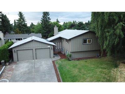 Beaverton, Aloha Single Family Home For Sale: 16425 SW Rosa Rd