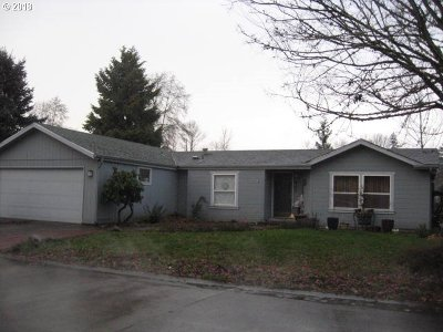 Canby Single Family Home Sold: 1655 S Elm St #407