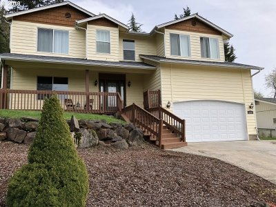 Kalama Single Family Home For Sale: 220 S 10th St