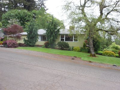 West Linn Single Family Home For Sale: 4195 Cornwall St
