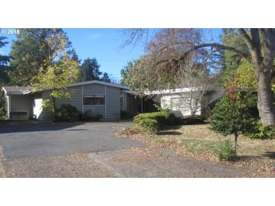 Eugene Single Family Home For Sale: 476 Archie St