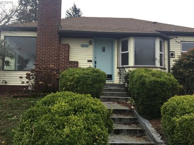 Portland Residential Lots & Land For Sale: 3552 NE Killingsworth St