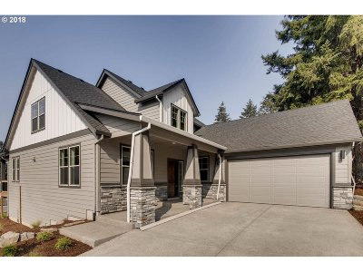 Tigard, Portland Single Family Home For Sale: 14026 SW 118th Ct