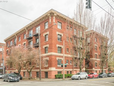 Portland Condo/Townhouse For Sale: 1829 NW Lovejoy St #209