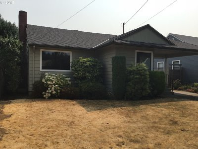 Portland Single Family Home For Sale: 6440 NE 36th Ave