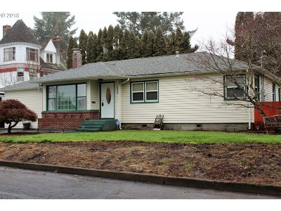 Forest Grove Single Family Home For Sale: 2235 12th Ave