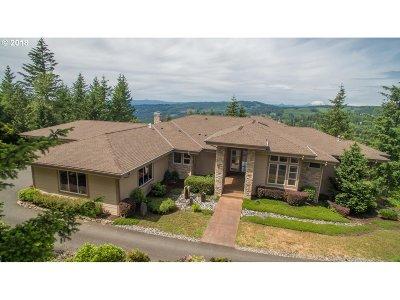 Camas WA Single Family Home For Sale: $1,200,000