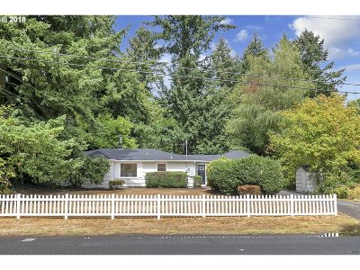 Tualatin Single Family Home For Sale: 6785 SW Norwood Rd