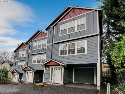 Single Family Home For Sale: 3342 SW Multnomah Blvd