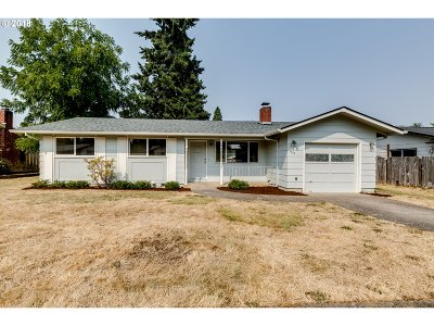Eugene Single Family Home For Sale: 2172 Churchill St