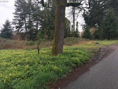 Lake Oswego Residential Lots & Land For Sale: 6351 Burma Rd
