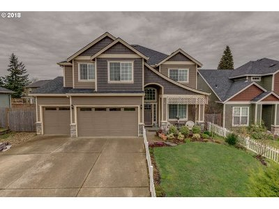 Oregon City Single Family Home For Sale: 18718 Leland Rd