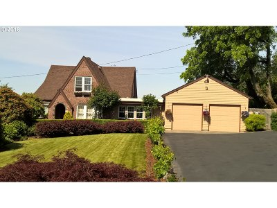 Single Family Home For Sale: 1605 SW Walters Dr #Lot 1