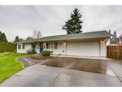 Single Family Home For Sale: 3335 SW 175th Ave