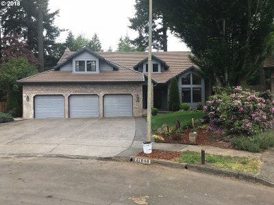 Vancouver Single Family Home For Sale: 17008 SE 38th Cir
