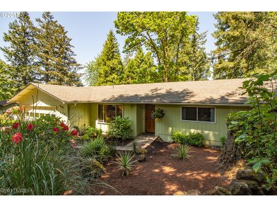 Springfield Single Family Home For Sale: 366 S 68th Pl