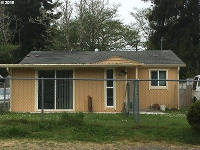 Coos Bay Single Family Home For Sale: 64226 Braley Rd