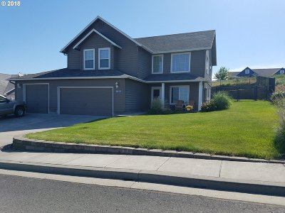 Pendleton Single Family Home For Sale: 1616 SW 2nd St