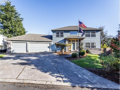 Multnomah County Single Family Home For Sale: 5191 SE Powell Valley Rd