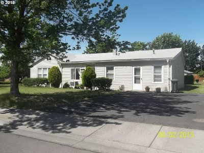 Hermiston Single Family Home For Sale: 505 NW 7th St