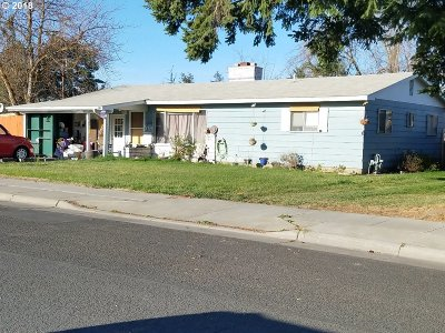 Hermiston Single Family Home For Sale: 970 SW 10th Pl