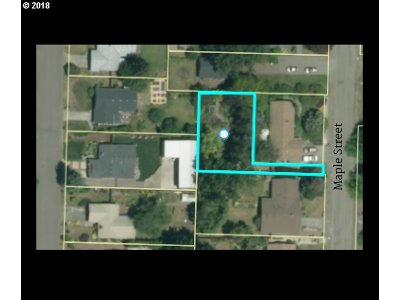 Canby Residential Lots & Land Sold: 1305 N Maple St