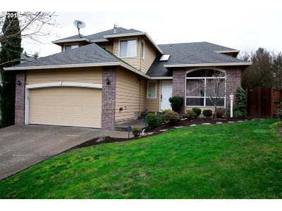 Tigard Single Family Home For Sale: 13763 SW Rosy Ct