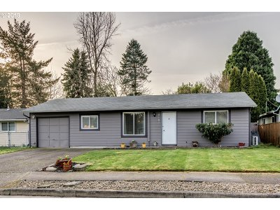 Single Family Home For Sale: 2107 SE 155th Ave