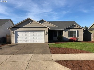 McMinnville Single Family Home For Sale: 3643 NE Hembree St