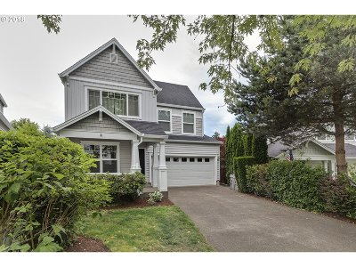 Beaverton Single Family Home For Sale: 17351 NW Gold Canyon Ln