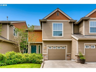 Sherwood, King City Condo/Townhouse For Sale: 20815 SW Cherry Orchards Pl