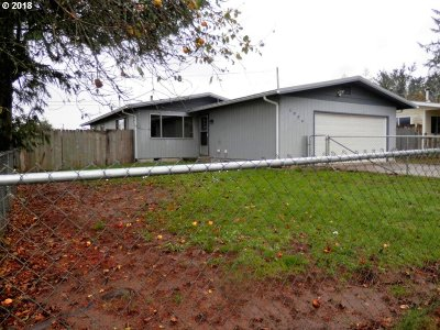 Coos Bay Single Family Home For Sale: 1070 Garfield Ave