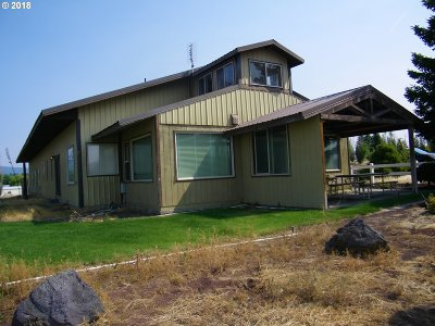 Goldendale Single Family Home For Sale: 121 Sunset Dr