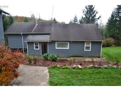 Rainier Single Family Home For Sale: 71580 White Rd