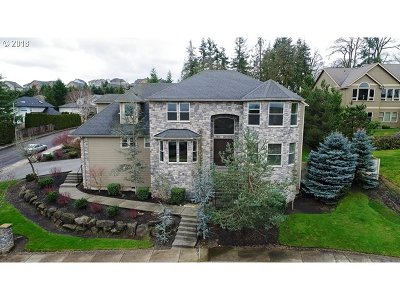 Ridgefield Single Family Home For Sale: 16214 NE 27th Ave