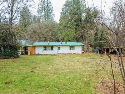Amboy Single Family Home For Sale: 24106 NE 419th St