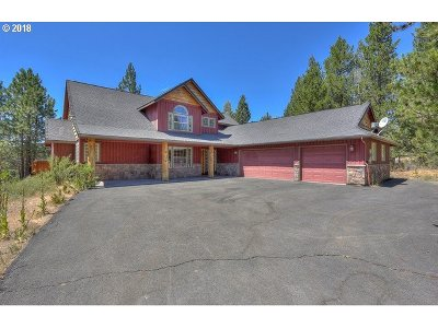 Bend Single Family Home For Sale: 16539 Beaver Dr