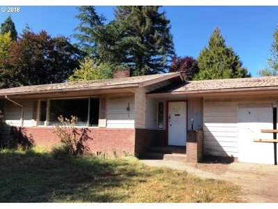 Forest Grove Single Family Home For Sale: 1402 Hawthorne St