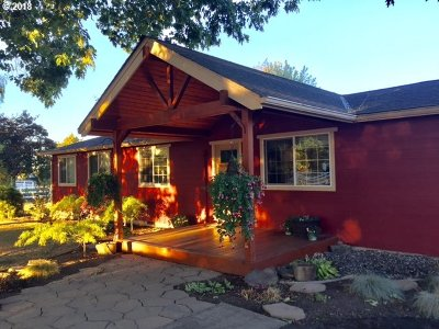 Canby Single Family Home Sold: 30140 S Starlight Ct
